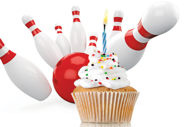 bowling parties for a birthday celebration