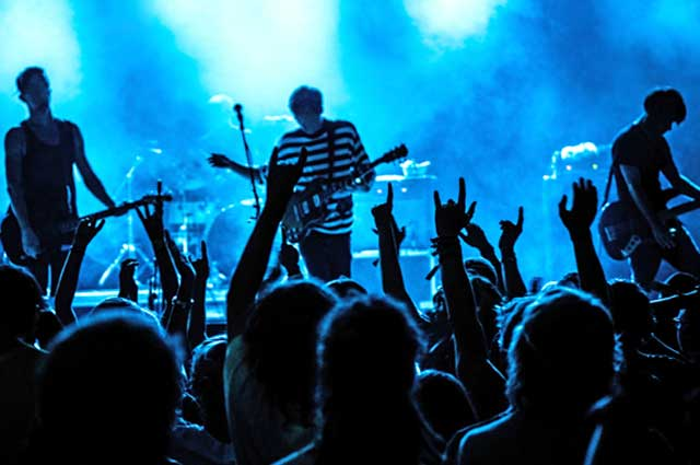 Concerts and Sporting Events in Las Vegas