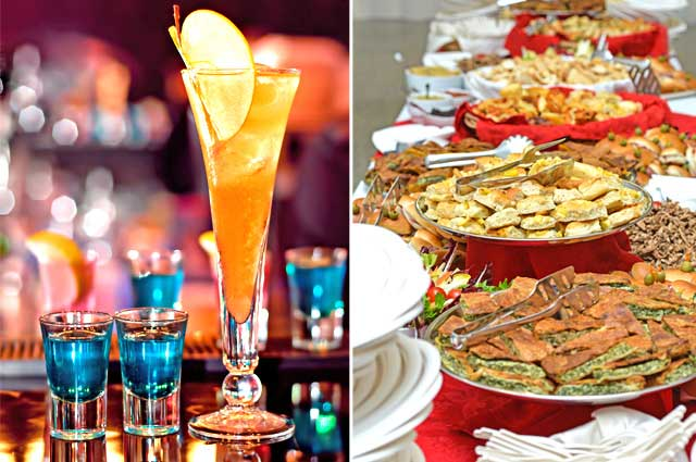 Catering Events Center